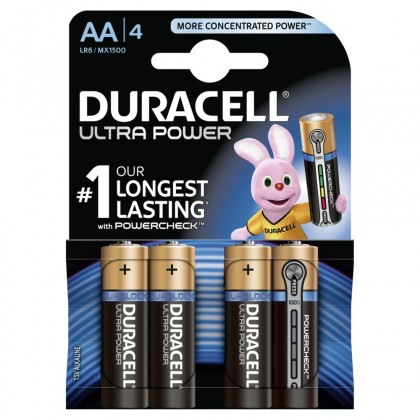 Duracell Ultra Power AA B4