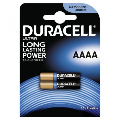 Duracell Ultra Power AAAA B2