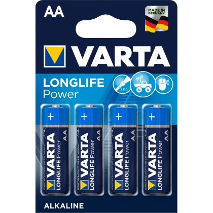 Varta Longlife Power AA B4