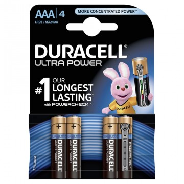 Duracell Ultra Power AAA B4
