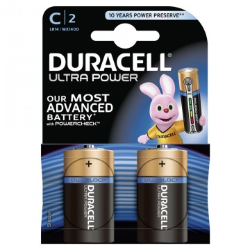 Duracell Ultra Power C B2