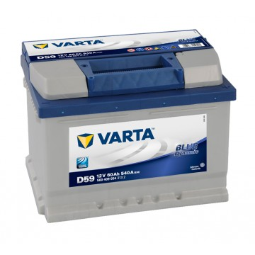VARTA Blue Dynamic D59 5604090543132