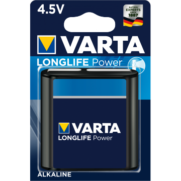 Varta High Energy 4,5V B1