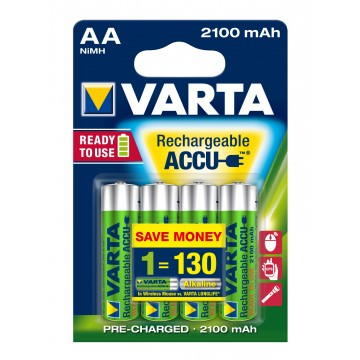 Varta Konsumerzelle Ready2Use 56706