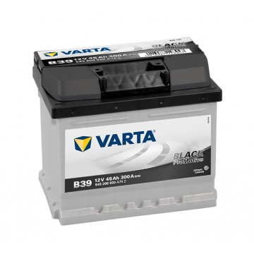 VARTA Promotive Black B39 545200030A742