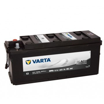 VARTA Promotive Black I2 610013076A742