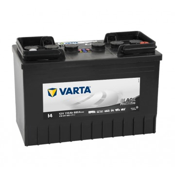 VARTA Promotive Black I4 610047068A742