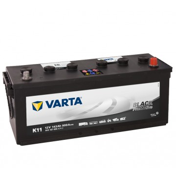 VARTA Promotive Black K11 643107090A742