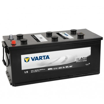 VARTA Promotive Black L5 655104090A742